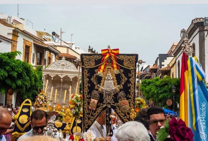 Celebración El Rocío Chico en Las Palmas