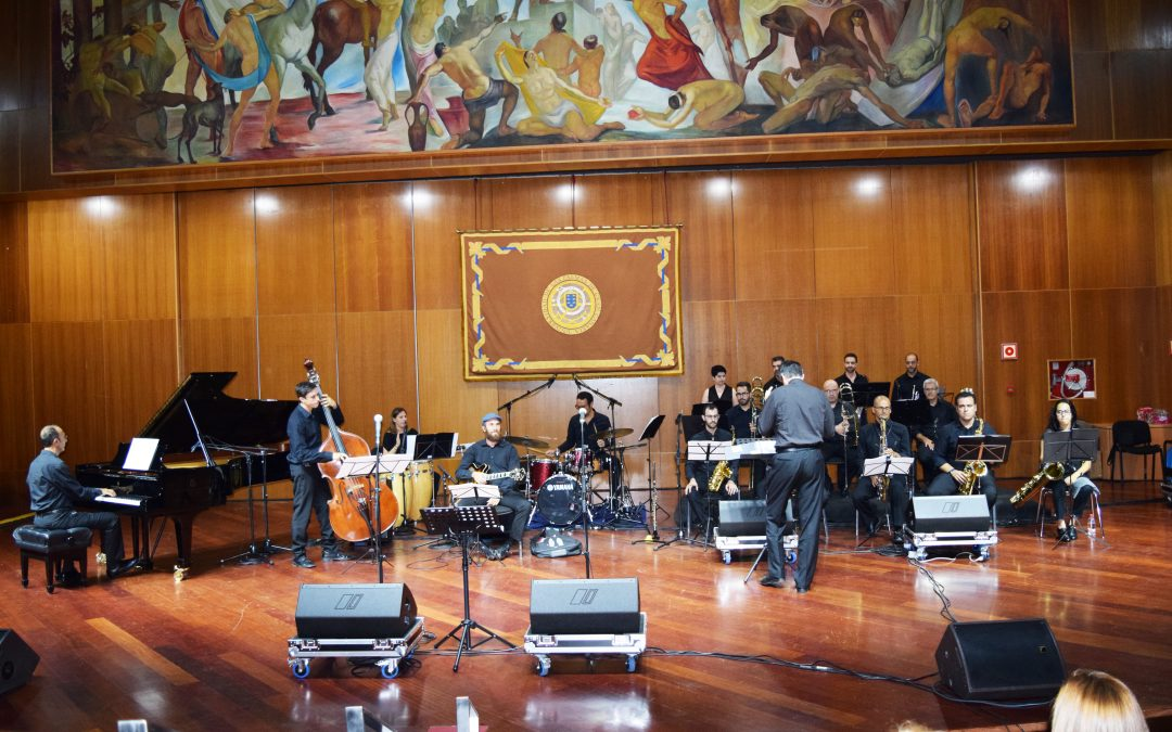 Evento Solidario Piedra Pómez – Perinké Big Band
