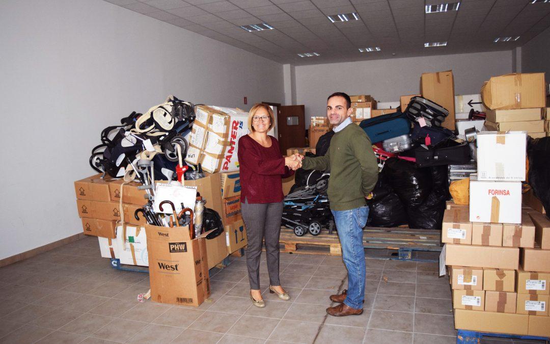 Donación Solidaria AENA