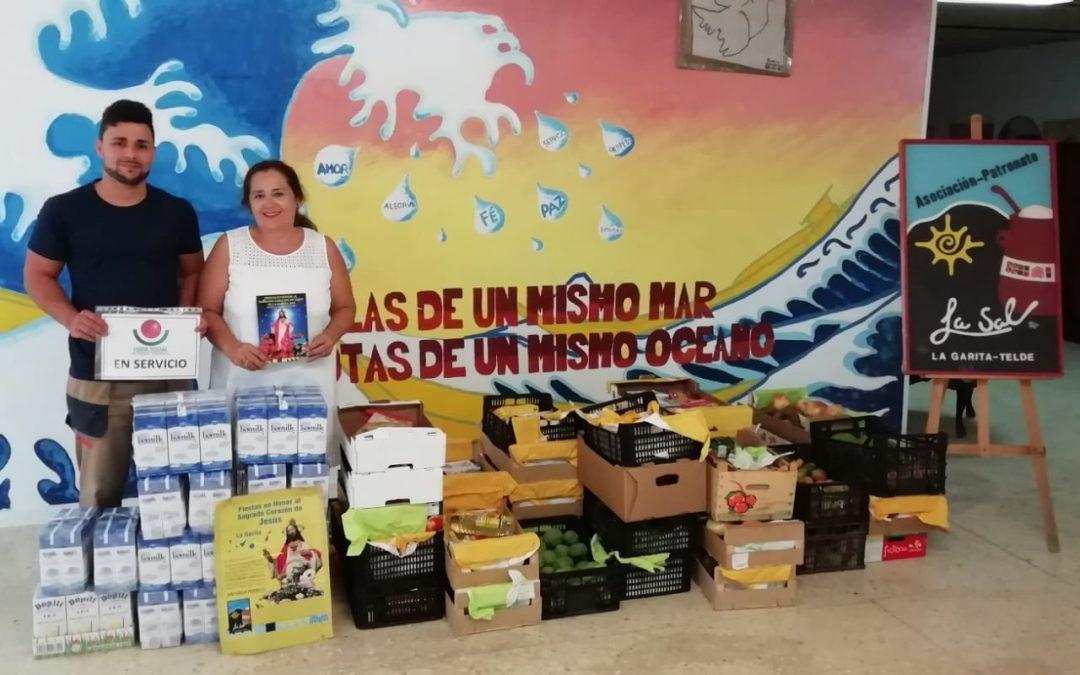 Donación Ofrenda Romería La Garita