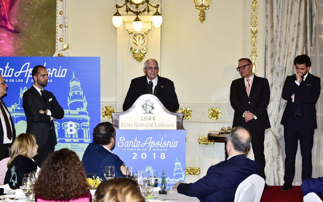 Donativo Colegio Oficial de Dentistas de Las Palmas