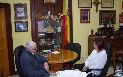 Nos visita la Cons. de Política Social y Accesibilidad del Cabildo de G.C.