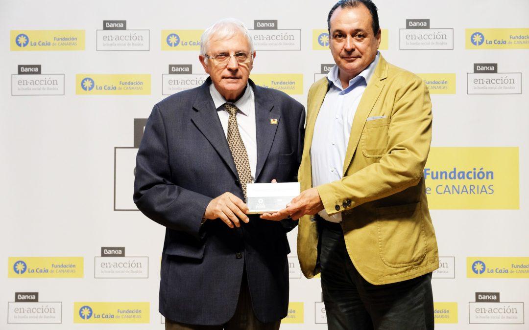 Firma de Convenio de colaboración con la Fundación La Caja y Bankia