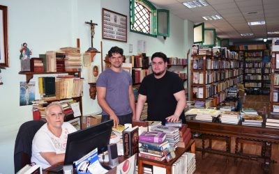 Se informatiza nuestra librería de Telde