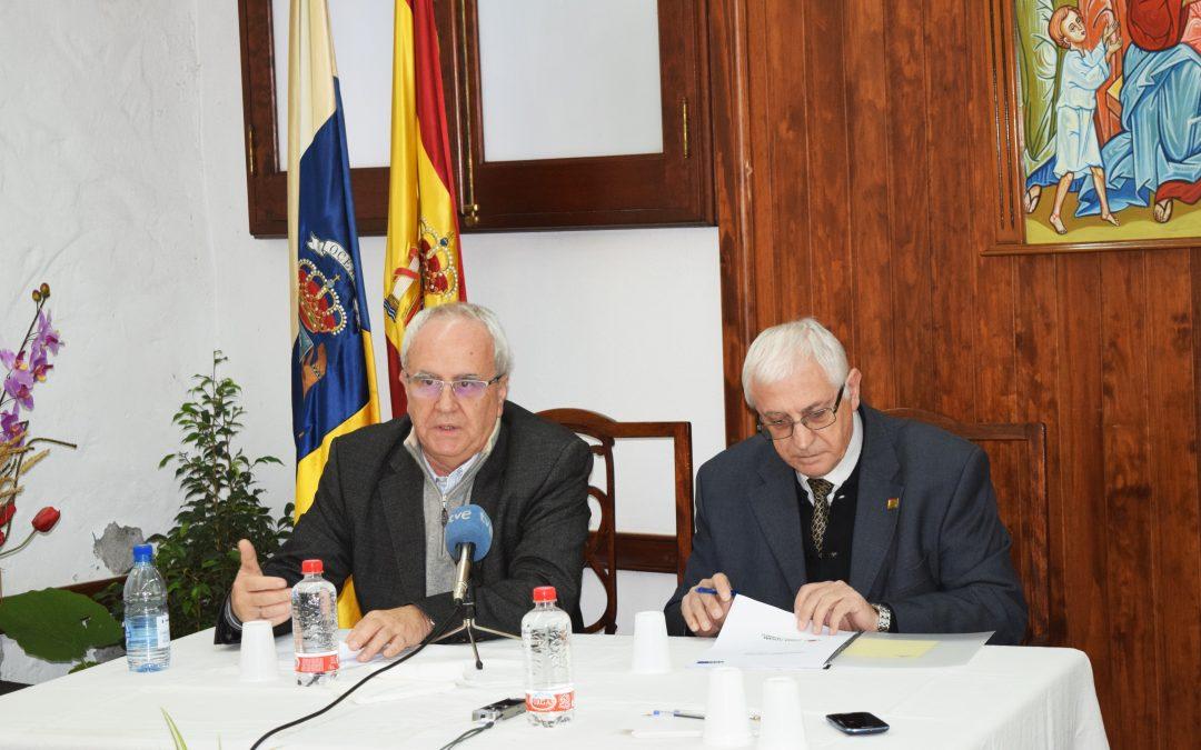 Presentación del estudio de la población que actualmente duerme en las calles de la ciudad de Las Palmas de G.C.