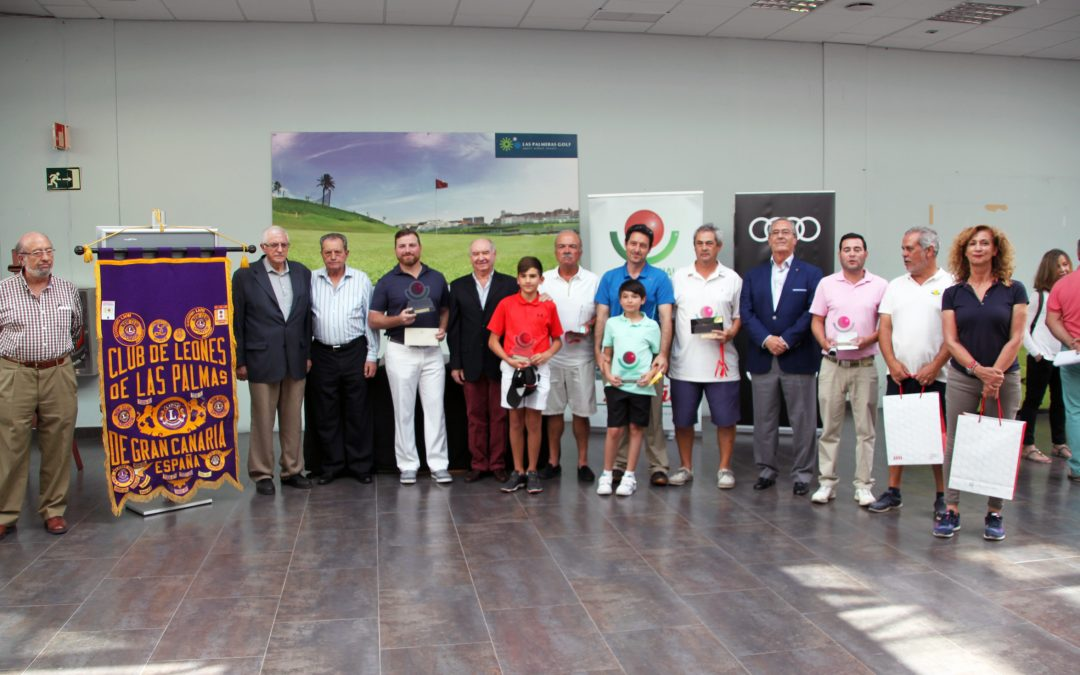 Torneo de Golf Club de Leones