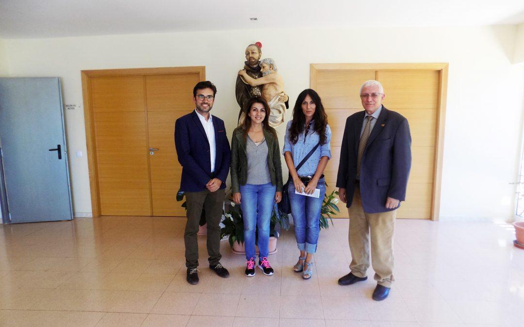 Nos visita el Director de Instituciones Penitenciarias de Las Palmas