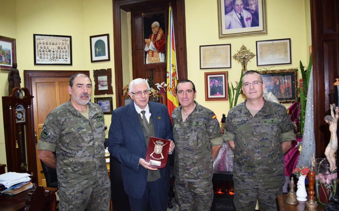 Nos visita el General Jefe de la BRICAN 16