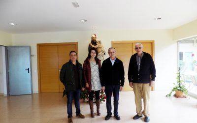 Visita del Superior y Vicesuperior de San Juan de Dios de Las Palmas