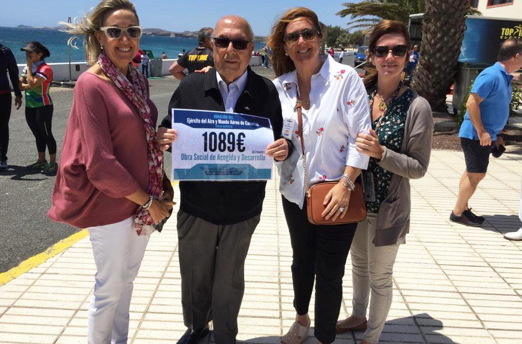 XV Media Maratón del Mando Aéreo de Canarias a beneficio de la Obra Social