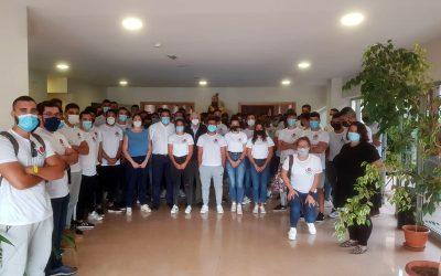 Despedida 12ª promoción de aspirantes a Militar Profesional