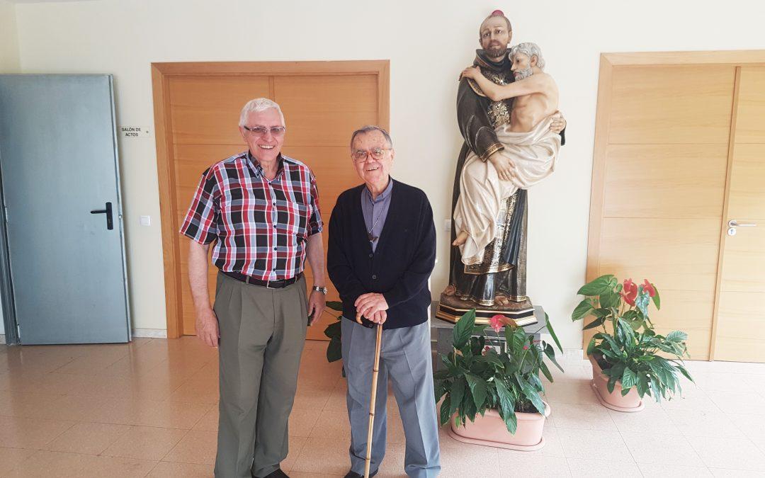 Visita del Hno. Enrique Caro de San Juan de Dios