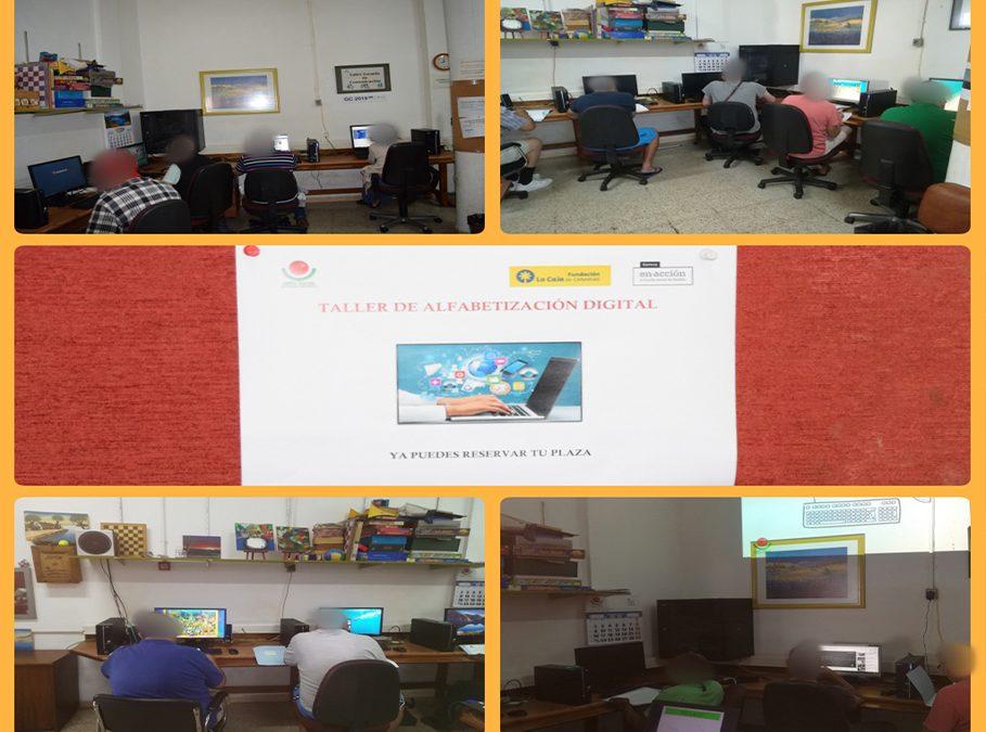 Proyecto de Alfabetización Digital Fundación La Caja de Canarias-Bankia