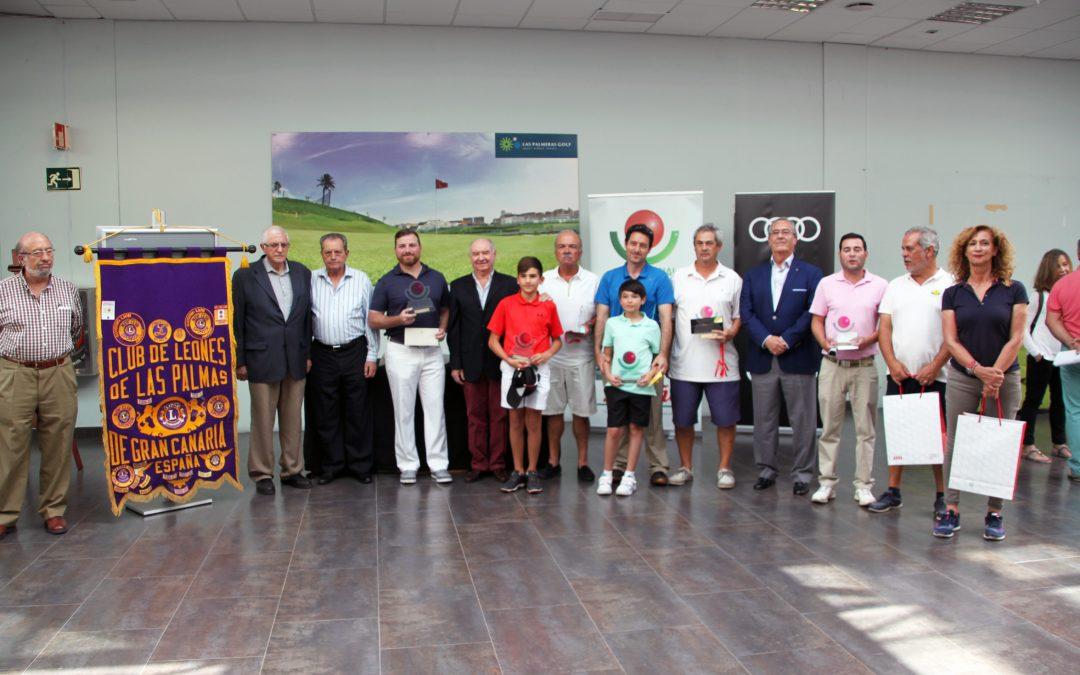 Torneo de Golf Club de Leones