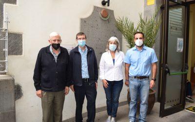 Visita del Provincial Hno. Amador Fernández