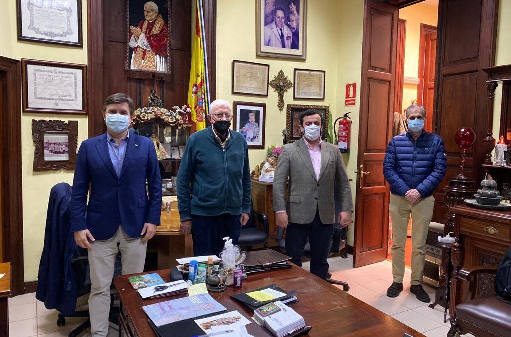 Visita del Diputado Nacional de VOX