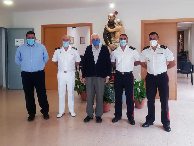 Jornada formativa con la Armada Española